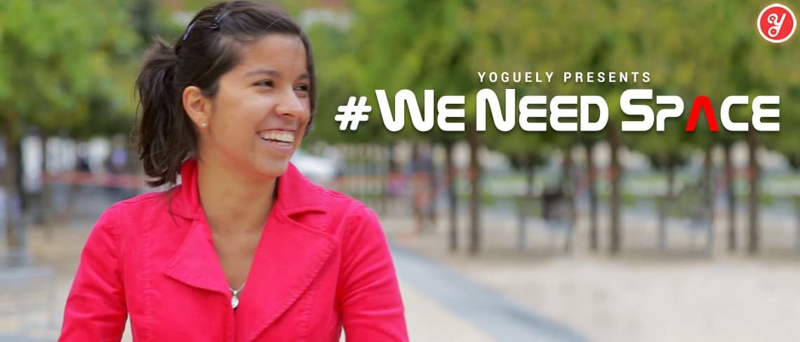 Yoguely presents We Need Space