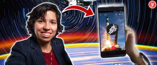 Aida Yoguely teaches how to get a NASA internship.
