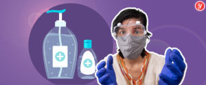 Yoguely shows you the exactly how to use isopropyl alcohol (IPA) the right way to disinfect surfaces from 99.99% of microbes including COVID-19.