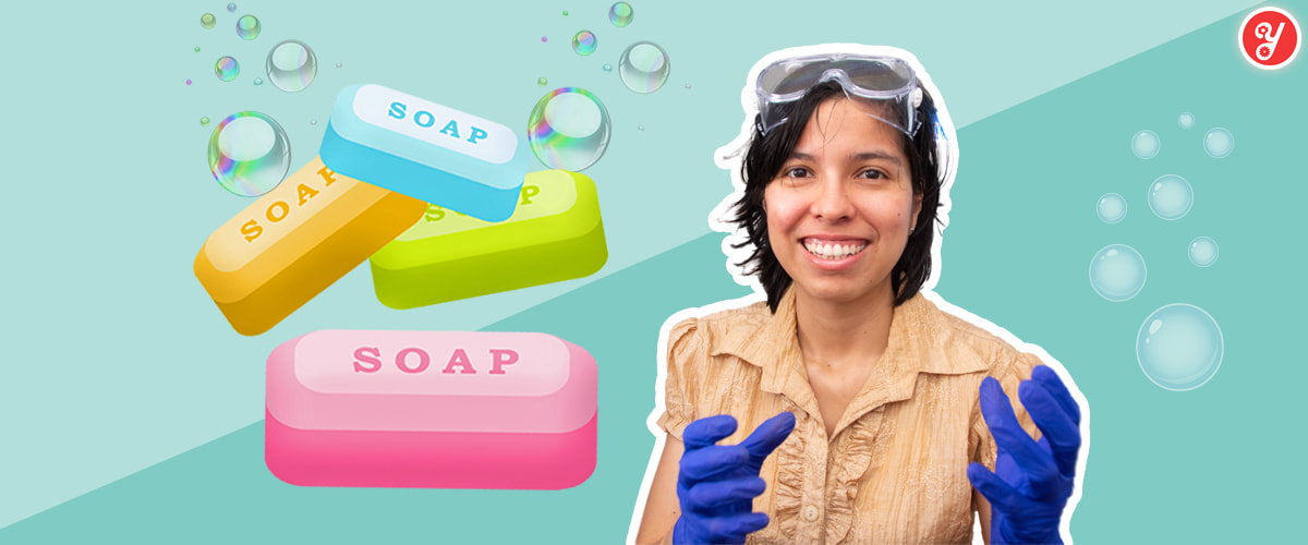 Yoguely shows you the exactly how to use surfactants, like soap and detergent, the right way to clean and even disinfect surfaces from certain microbes like COVID-19.
