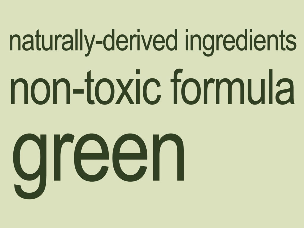 """Yoguely - The federal trade commission rarely enforces any of their guidelines for using words like """"natural"""", """"non-toxic"""", """"and green."""" Those words are essentially meaningless."""